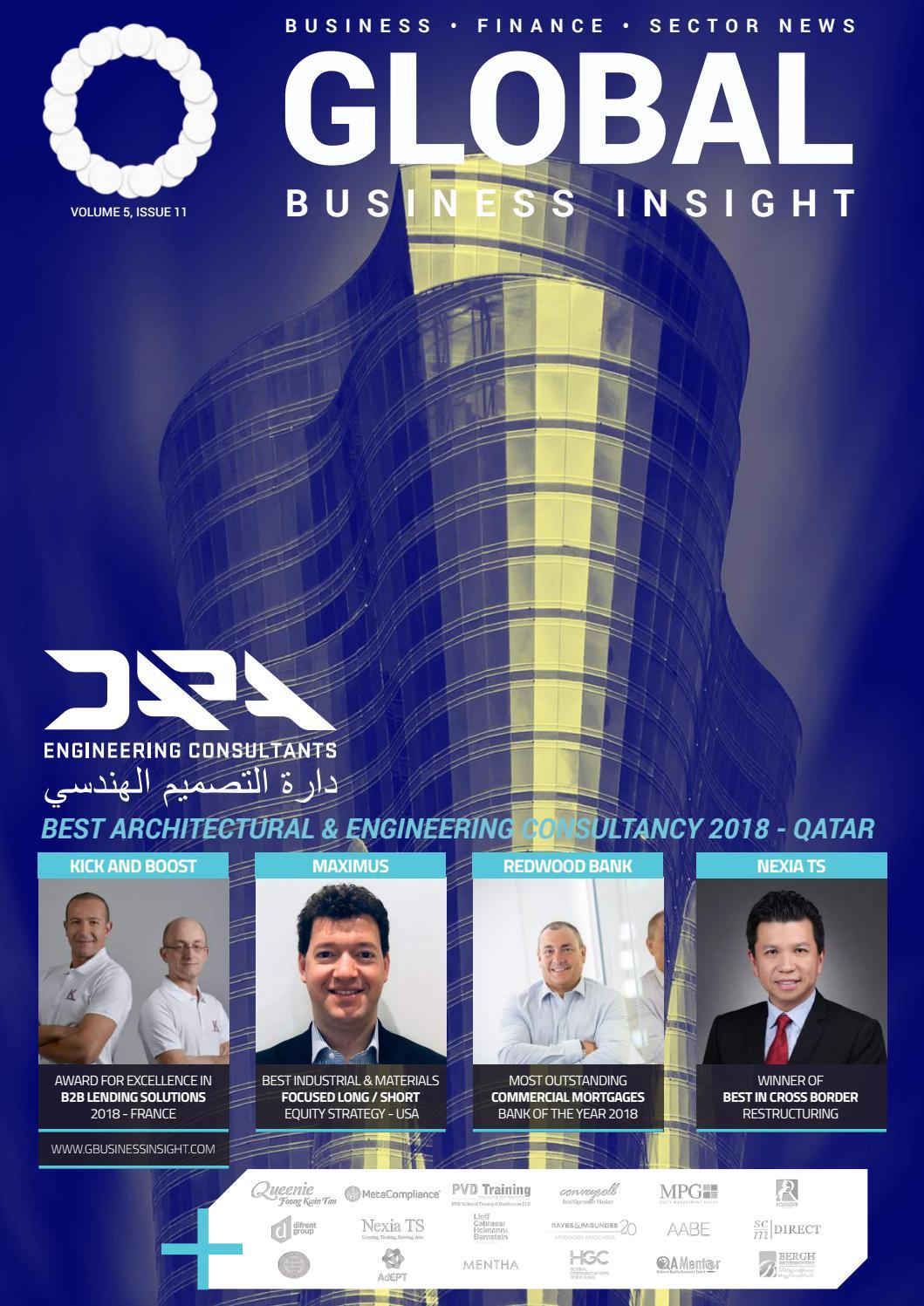 9dbe7b865b Global Business Insight Volume 5 Issue 11 by gbusinessinsight - issuu