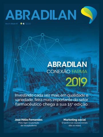 f4799fb32d3f Revista Abradilan 45 by Editora CMN - issuu