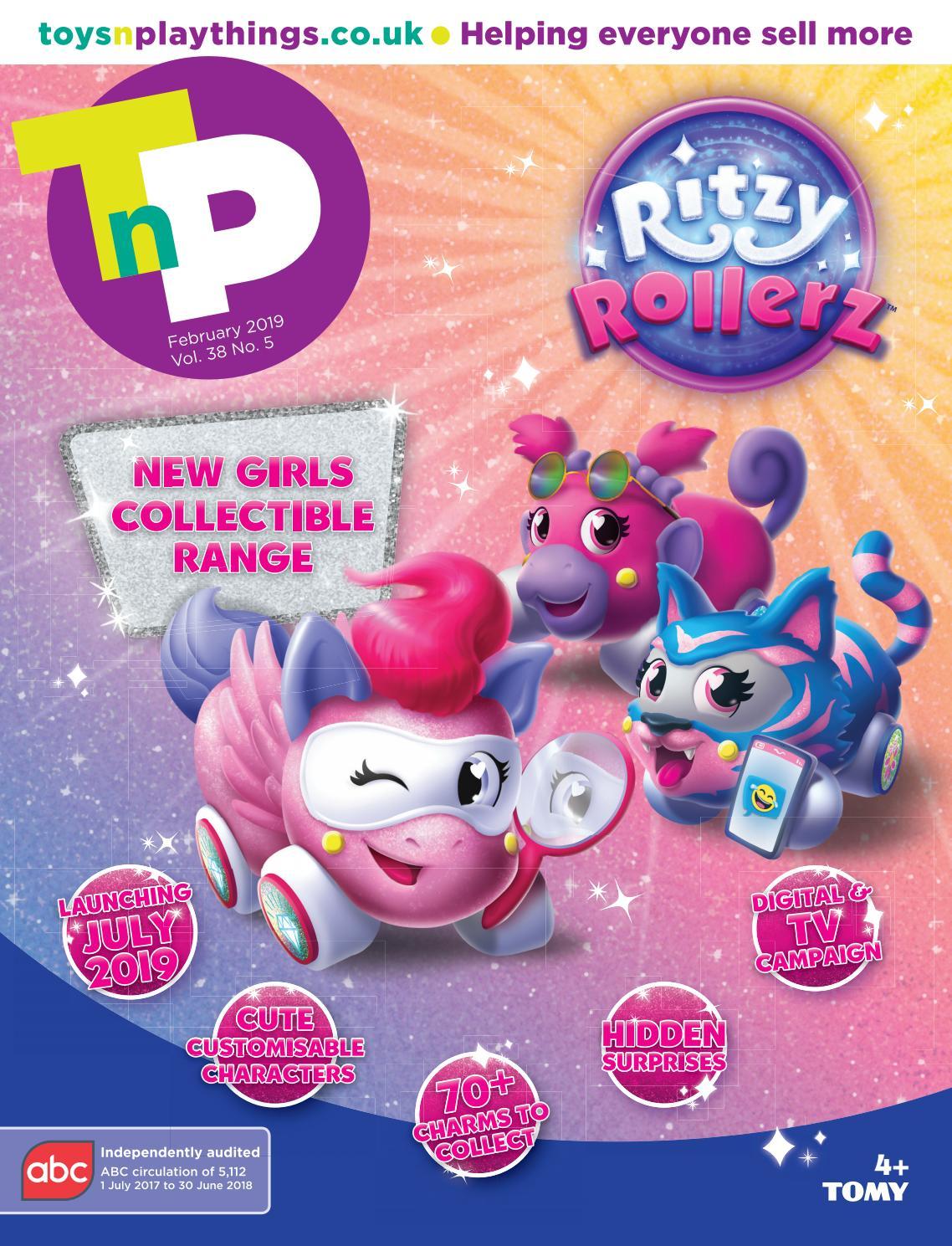 9da06b6916e9 Toys n Playthings March 2019 by Lema Publishing - issuu