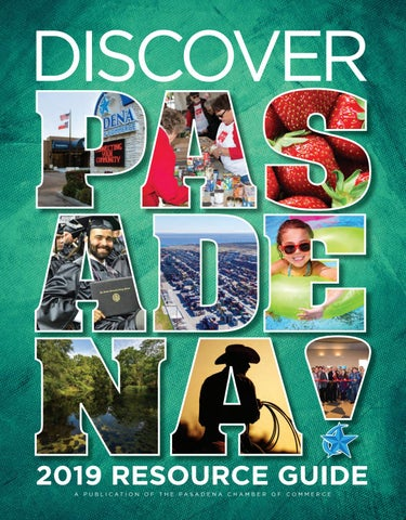 Pasadena TX Digital Magazine - Town Square Publications
