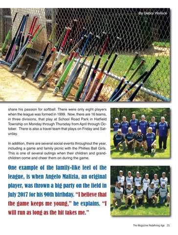 Page 25 of Play Ball! By Debra Wallace