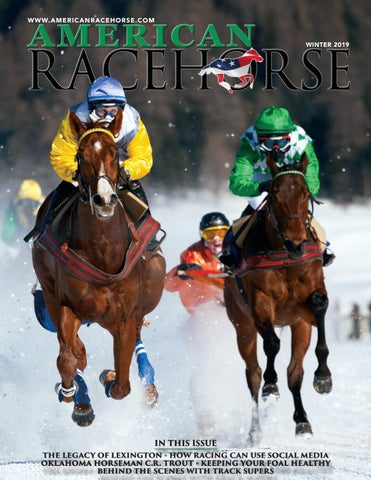 dafc53d93 American Racehorse - Winter 2019 by American Racehorse (formerly ...