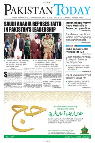 E-Paper PDF 14th February 2019 (ISB) by Pakistan Today - issuu