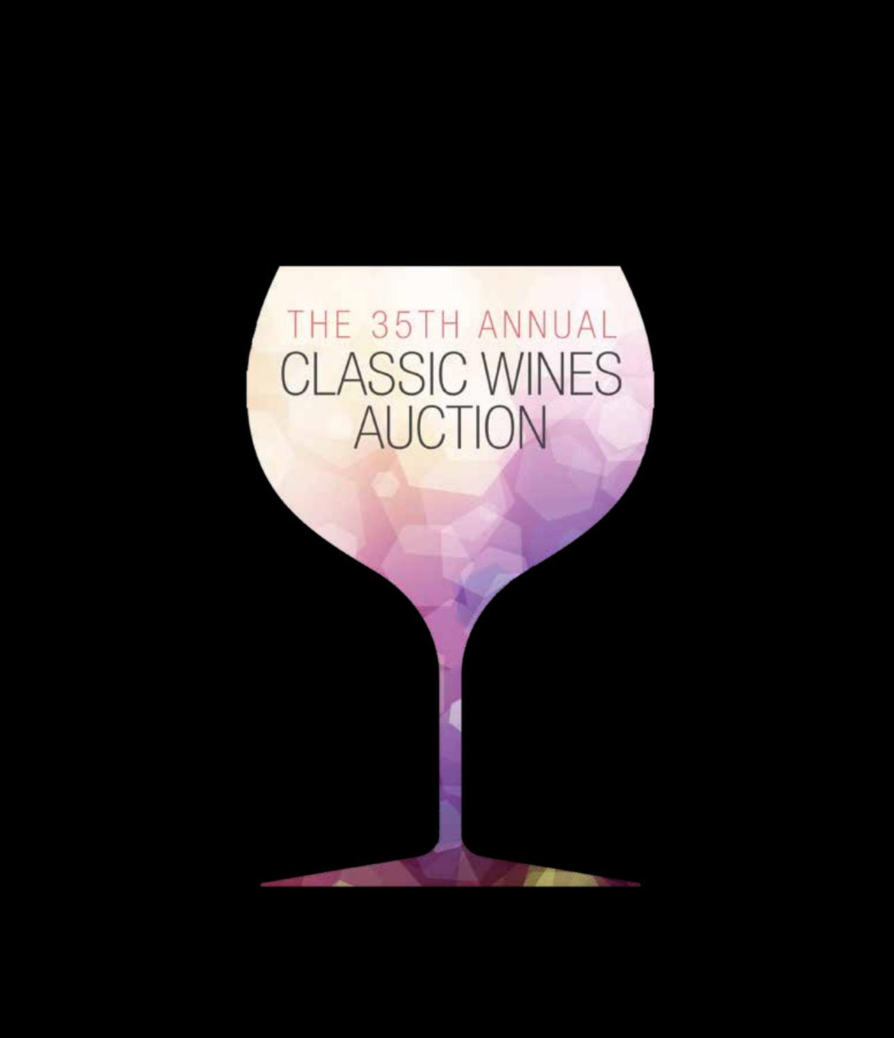 Classic Wines Auction 2019 Catalog by Artslandia - issuu