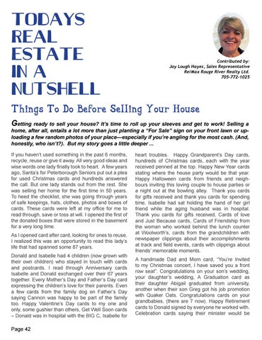 Page 42 of Todays Real Estate by Jay Lough Hayes