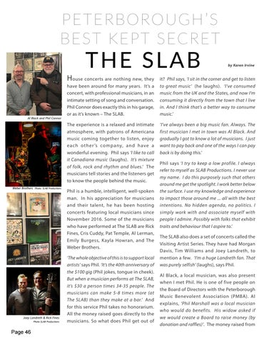 Page 46 of The SLAB - Home Concert Series