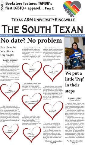 02/14/2019 Issue by The South Texan - issuu