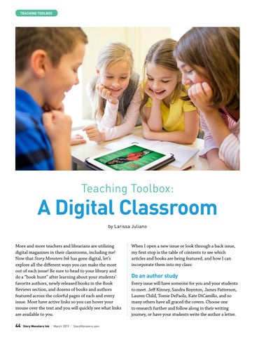 Page 44 of Teaching Toolbox: A Digital Classroom