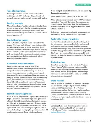 Page 45 of Teaching Toolbox: A Digital Classroom