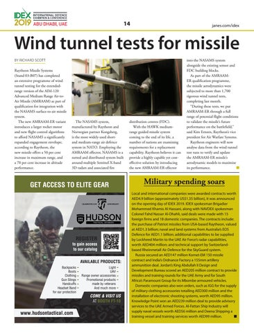 Page 14 of Wind tunnel tests for missile