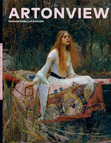 2016.Q3 | Artonview 87 Spring 2016 by National Gallery of