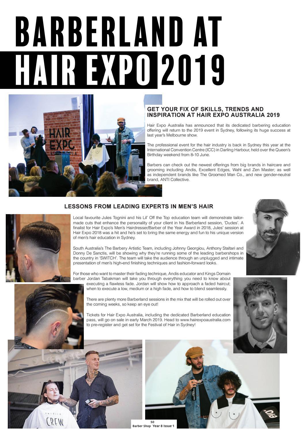 Barbershop year 8 issue 1 by Mocha Publishing - issuu