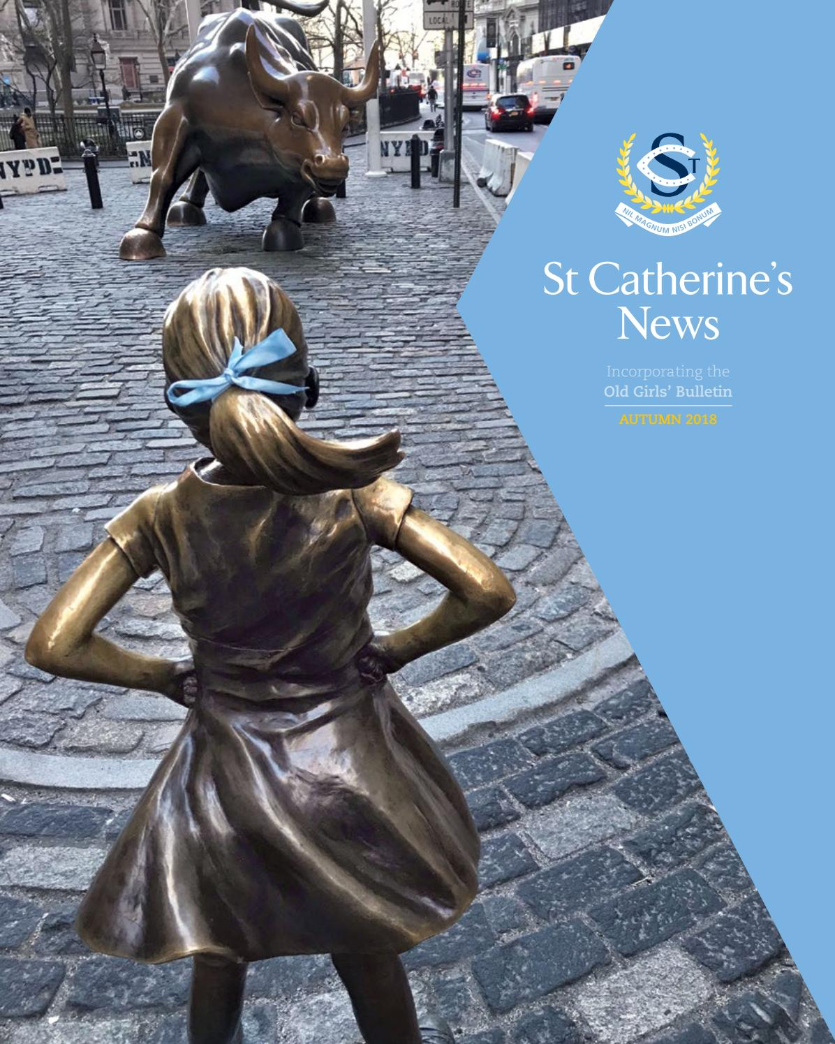 St Catherine's News Autumn 2018 by St Catherine's School - issuu