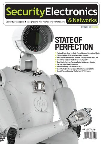 SEN September 2018 by Security Electronics & Networks Magazine - issuu