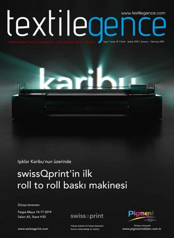 2f0133ec158ca Textilegence January/February 2019 by Textilegence Magazine and ...