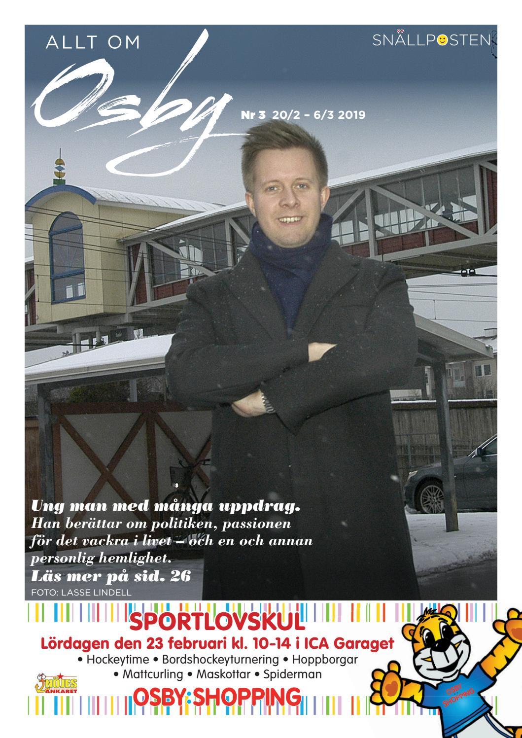 Osby kommun sker Underskterska Hemtjnsten Lnsboda i