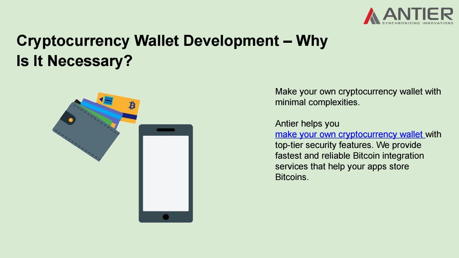 make your own cryptocurrency app
