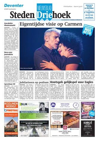 8d94d6ee2e6813 Nieuwsblad Stedendriehoek Apeldoorn wk48-2018 by Uitgeverij ...