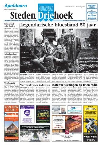 489dc19dc2f8e8 Nieuwsblad Stedendriehoek Apeldoorn wk08-2019 by Uitgeverij ...