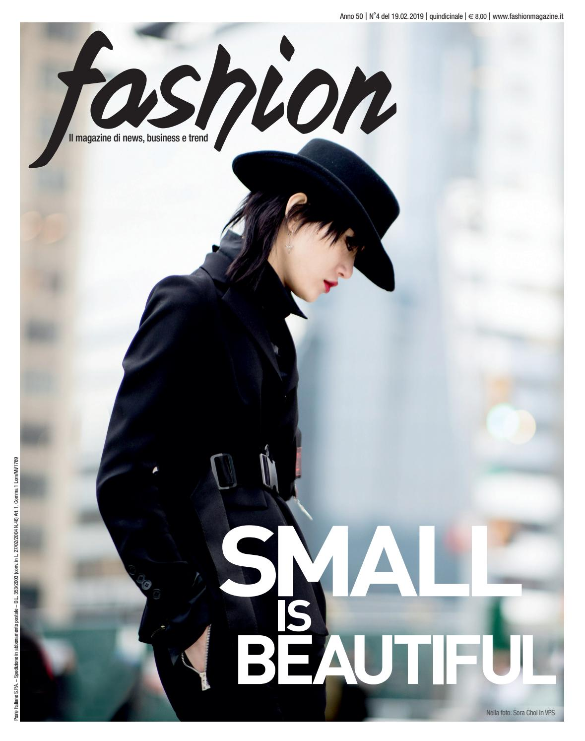 FASHION N 4 2019 by Fashionmagazine - issuu 3291baa7e34