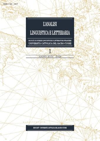 Molinari Accademia Design Fauteuil.Analisi Linguistica E Letteraria 1 2009 By Educatt Issuu