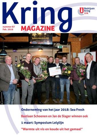 Kring februari 2019 by BedrijvenKring Urk - issuu