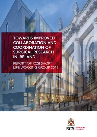 About Surgeons in Practice - Royal College Surgeons in Ireland