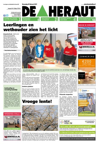 9aabf260783 Heraut week 8 2019 by Nieuwsblad De Heraut - issuu