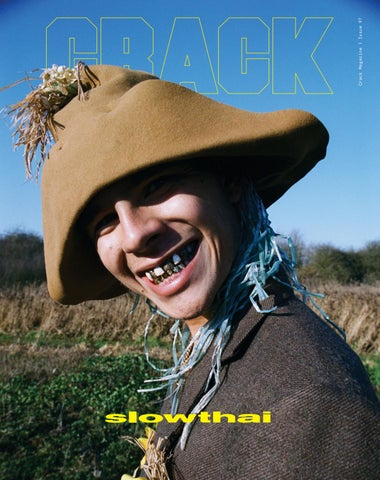 4577bbfeec2 Crack issue 97 by Crack Magazine - issuu