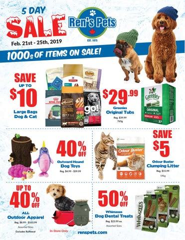 0b985cf50ade8 Ren s Pets February Retail Sale 2019 by Ren s Pets Depot - issuu