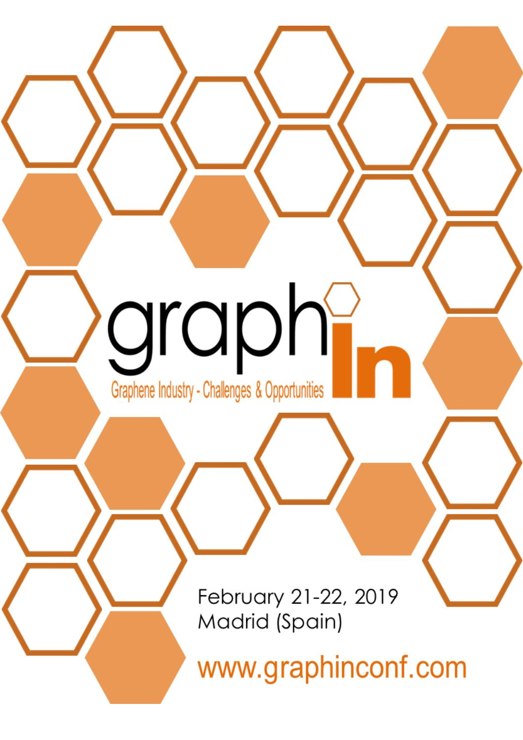 GraphIn2019 International Conference: Graphene Industry