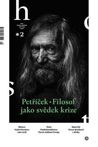 Host únor 2019 ukázka by Spolek přátel vydávání časopisu HOST - issuu a59032217c