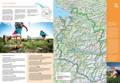 Familie Vorarlberg Sommer 2019 By Vorarlberg Tourismus Gmbh Issuu