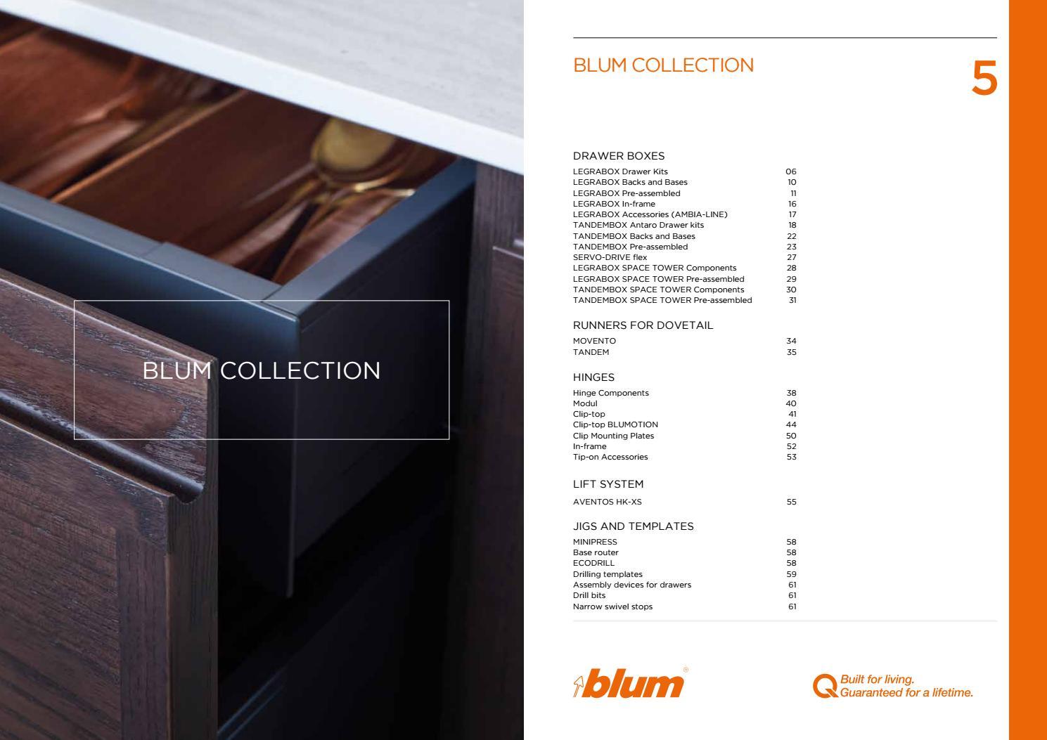 Blum by PWS Distributors Ltd - issuu