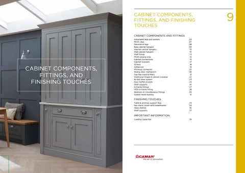 Cabinet Components By Pws Distributors Ltd Issuu