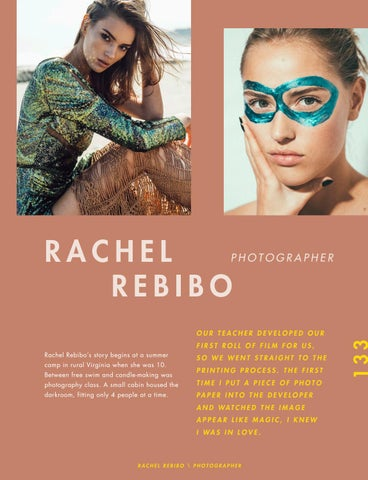 Page 133 of Rachel Rebibo