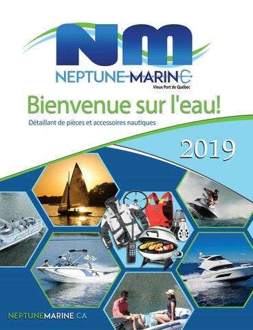 Neptune Marine - Steering by Mermaid Marine Products - issuu on