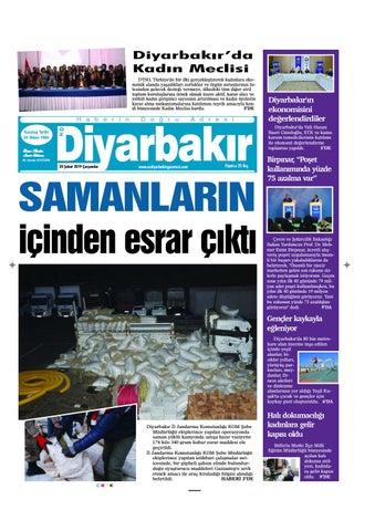 Oz Diyarbakir Gazetesi By Ozdiyarbakirgazetesi Issuu
