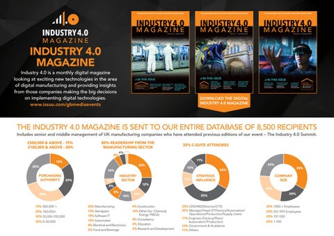 Page 8 of Industry 4.0 Magazine