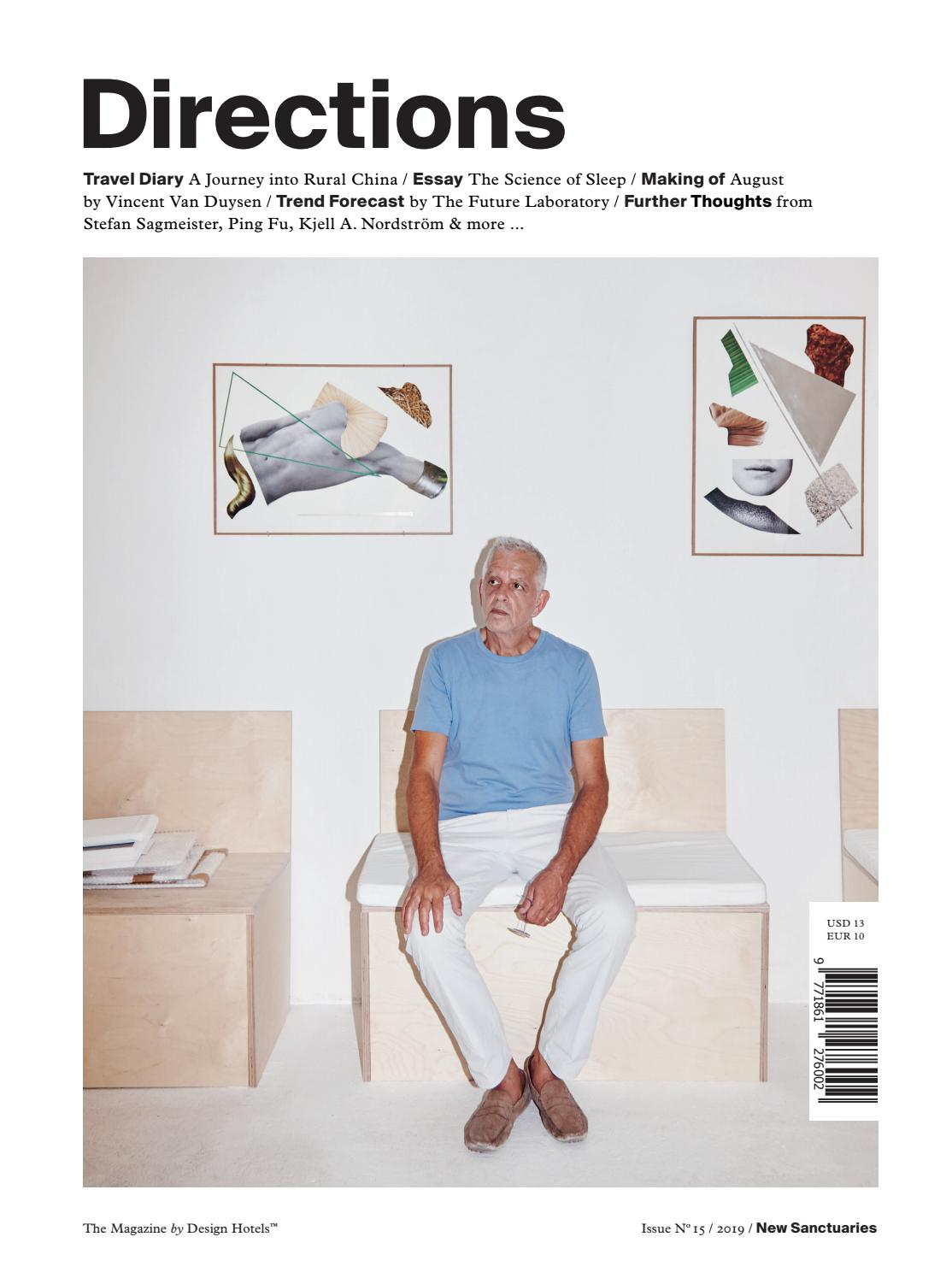 Directions — The Magazine by Design Hotels™ (Retail Edition 2019 ...