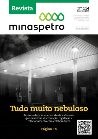 30ba81995 Revista Minaspetro nº 114 - Fevereiro de 2019 by Minaspetro - issuu