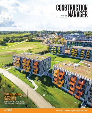 Construction Manager March 2019 by Construction Manager - issuu