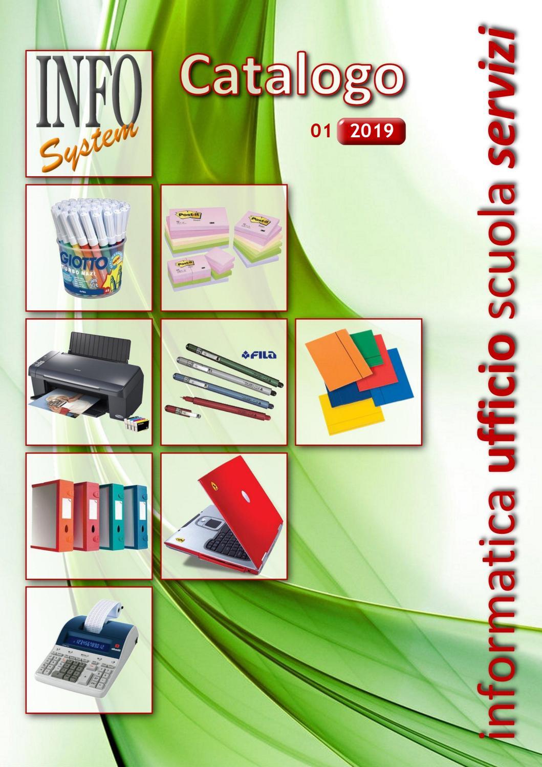 Catalogo Info System 012019 by Info System issuu