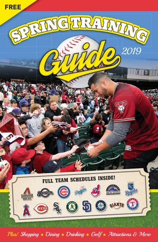 cbeb50431b Spring Training Guide 2019 by Times Media Group - issuu