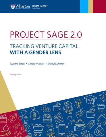 Project Sage 2 0: Tracking Venture Capital With a Gender