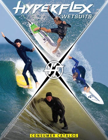 15ad1e07096 Hyperflex Wetsuits by Henderson Sport Group - issuu