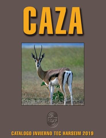 CATALOGO CAZA 2019 by TEC Harseim SpA - issuu eafa17d4306