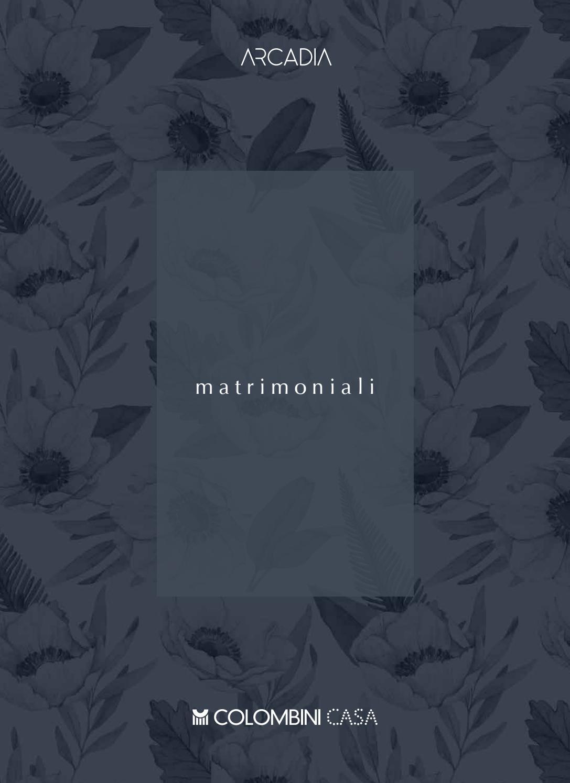 Colombini Arcadia Matrimoniali Catalogo Camere Da Letto By Progettocasaid Issuu