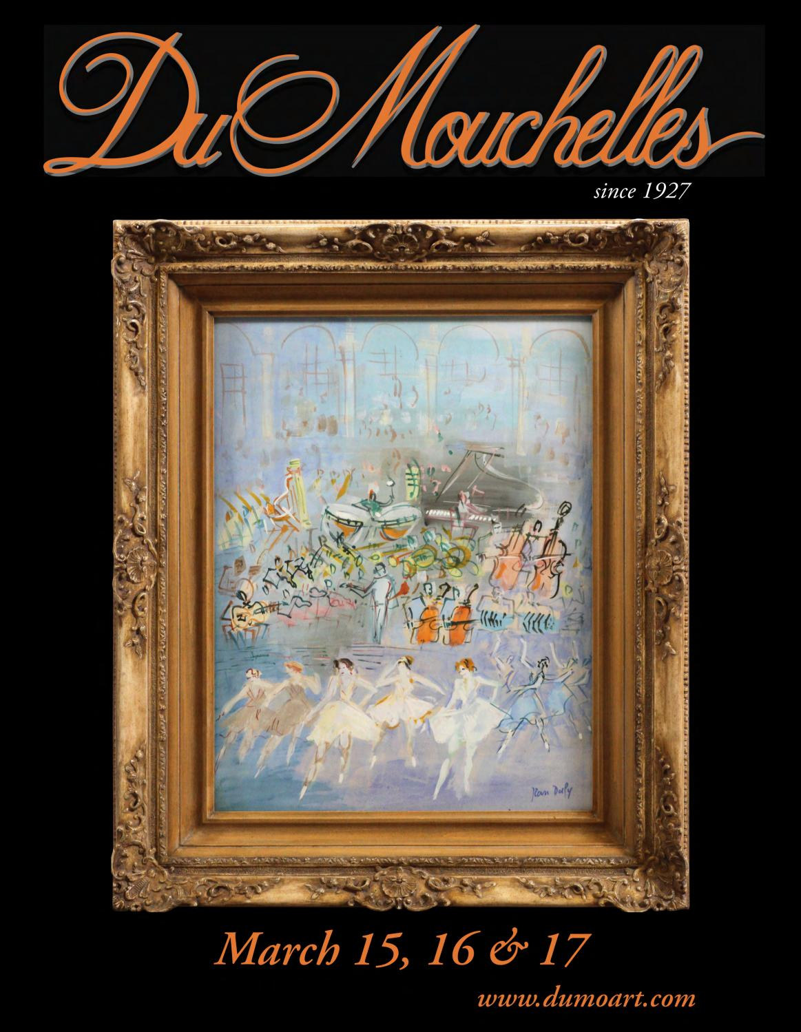 6c6a66b2bf077 DuMouchelle Art Gallery 2019 March 15th-17th Auction by DuMouchelle ...
