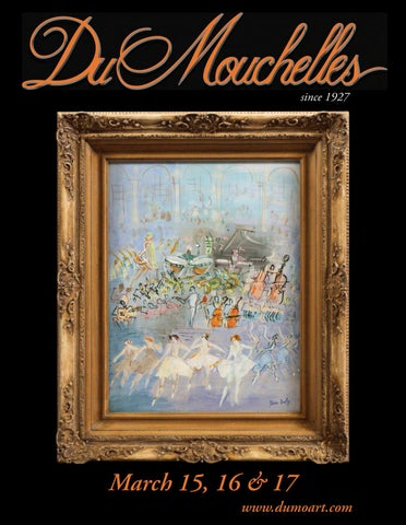 79366c6b5a57 DuMouchelle Art Gallery 2019 March 15th-17th Auction by DuMouchelle ...